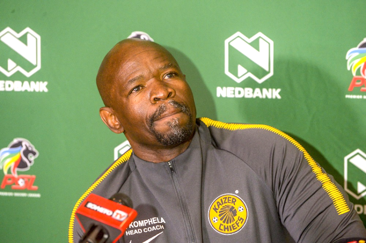 Steve Komphela. Picture: GALLO IMAGES