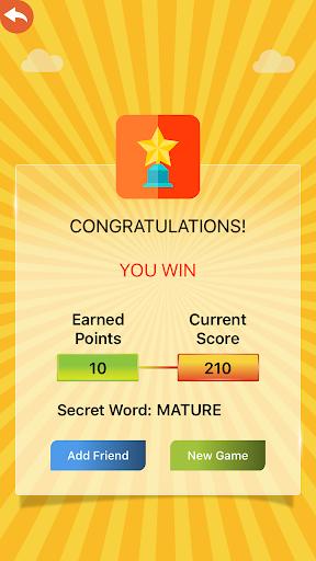Hangman Multiplayer - Online Word Game filehippodl screenshot 8