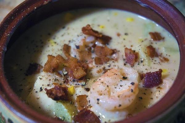Yummy Catfish & Shrimp Chowder Recipe