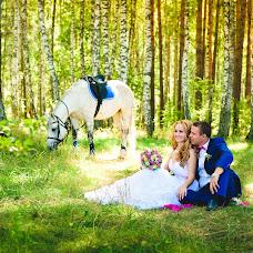 Wedding photographer Oksana Mazaeva (Oksana57). Photo of 15.09.2016