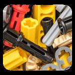 Parts Catalog for Lego Technic