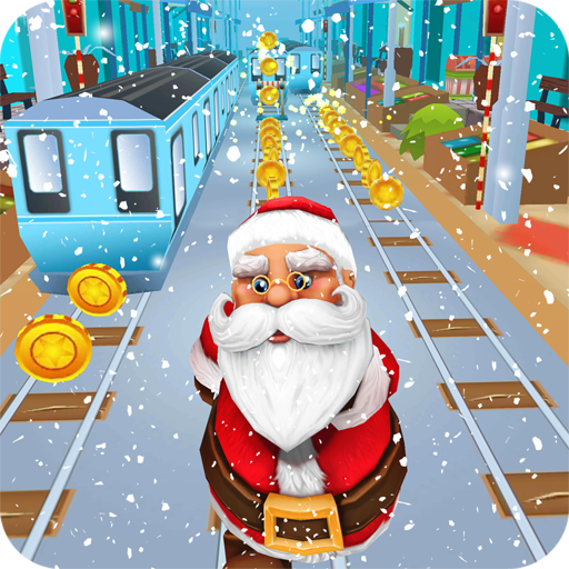 Baixar Subway Santa Run