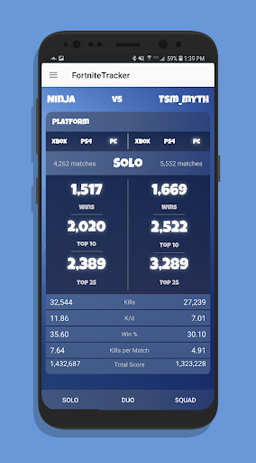 Ultimate Fortnite Companion - Stats and more! hack tool