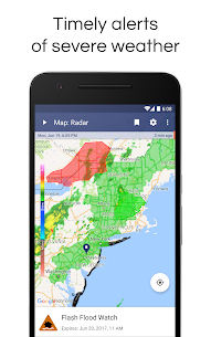 NOAA Weather Radar Live & Alerts 2