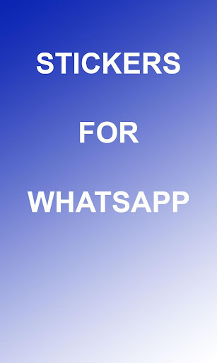Stickers for Whatsapp 4.0 screenshots 1
