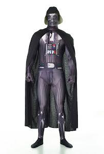 Morphsuit, Darth Vader zappar