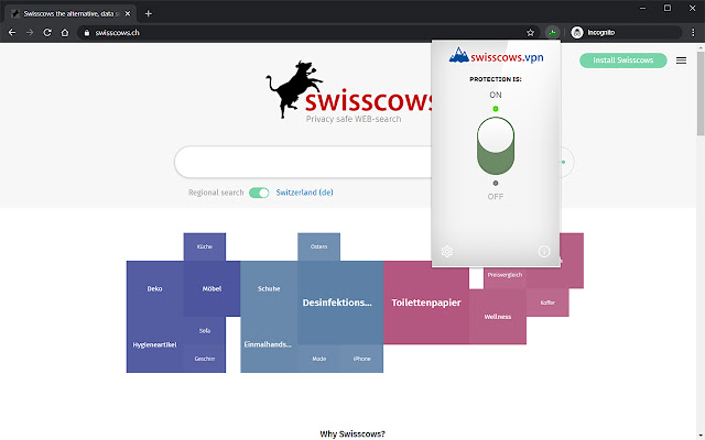 Swisscows.VPN