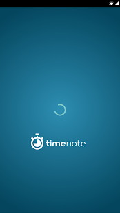 TimeNote Mobile – Miniaturansicht des Screenshots