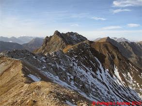 Photo: IMG_4378 un po di neve sul lato a nord della Cresta dei Monzoni