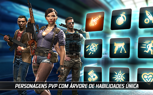 UNKILLED: FPS SURVIVAL: miniatura da captura de tela