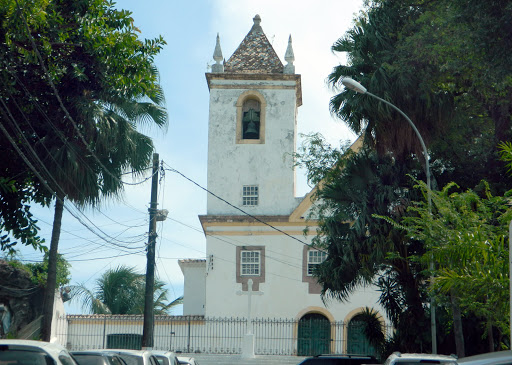 church.jpg - The Church of Our Lord of Bonfim (in Portuguese: Igreja de Nosso Senhor do Bonfim) is a Catholic church on a sacred hill in Salvador.