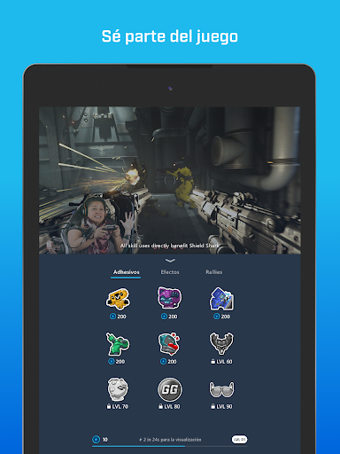 Mixer – Interactive Streaming screenshot 8
