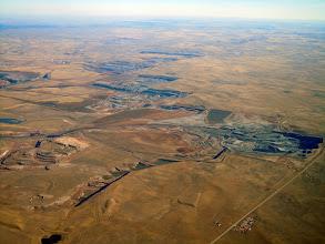 Photo: Serious mining near Gillette