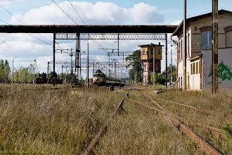 """Photo: EP07-107, P """"Chełmianin"""" Kostrzyn - Chełm {Solec Kujawski; 2002-09-28}"""