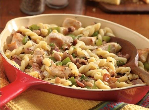 Louisiana Chicken And Pasta Recipe