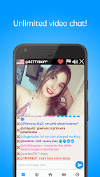 ChatVideo - Meet New People APK screenshot thumbnail 3