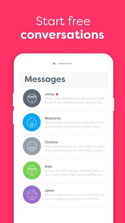 SDA dating app