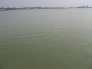Photo: Madhumati River from Gopalganj Chapail Ghat. To go to Phulbadina MahendraBandhu Angan from Gopalganj, one has to cross the River Madhumati from Chapail Ghat into Narail Ghat Bus Stand