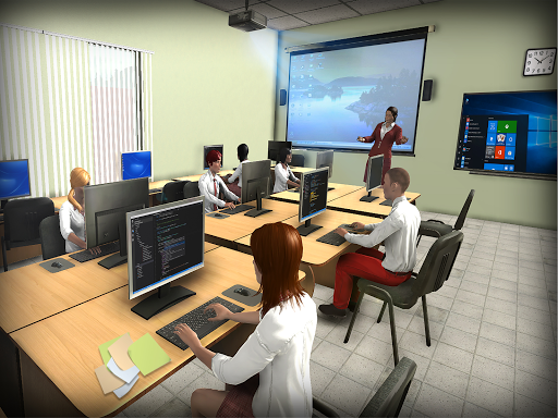 High School Simulator u2013 Fun Learning Game 1.4 screenshots 11