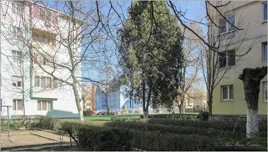 Photo: Turda - Str. Rapsodiei, Nr.2-4 - spatiu verde  - 2018.04.09