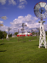 Photo: Mid-America Windmill Museum, Kendallville IN YRE
