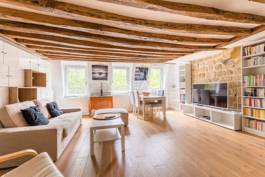 Vente appartement 2 pièces 50 m² à Paris 7ème (75007), 750 000 €