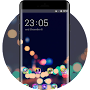 Neon theme drunk night bokeh wallpaper APK icon