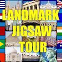 Landmark Jigsaw Tour icon