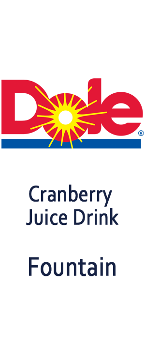 Logo for Cranberry Juice