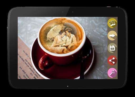 玩免費攝影APP 下載咖啡杯相框 app不用錢 硬是要APP
