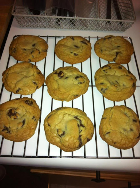 The Perfect Chocolate Chip Cookie Recipe
