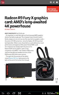 PCWorld Digital Magazine (US)- screenshot thumbnail