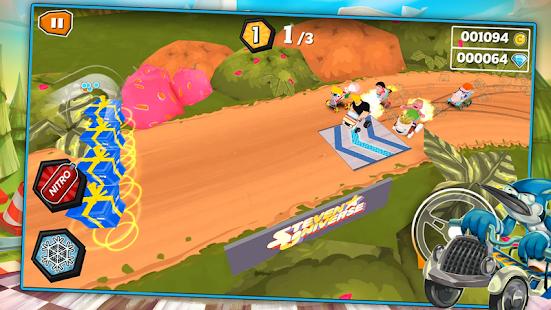 Formula Cartoon All Stars - screenshot