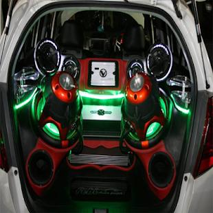 sound system car. modified car sound system- screenshot thumbnail system