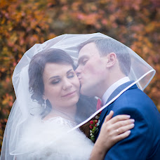 Wedding photographer Natalya Liseckaya (natalisfoto). Photo of 22.10.2016