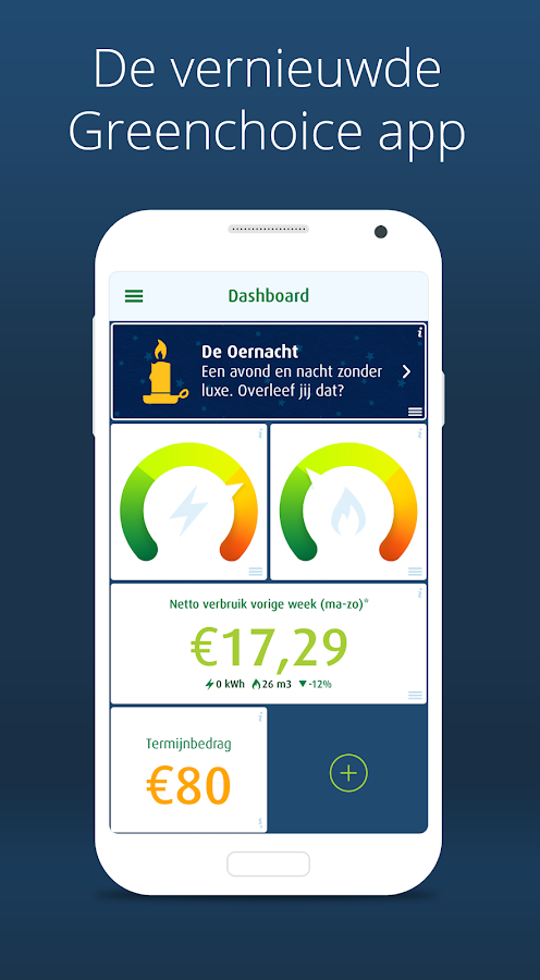 Greenchoice - Android-apps op Google Play Greenchoice Mijn Dossier