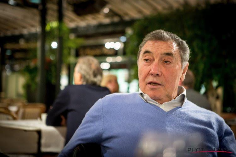 """Eddy Merckx kan ermee leven dat hij record nu moet delen: """"Cavendish is een fenomeen, ik heb er bewondering voor"""""""