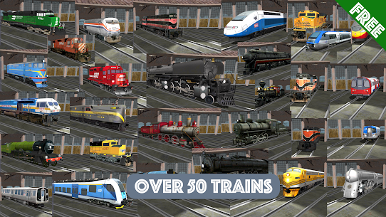 Train Sim Pro Mod Apk Download For Android and Iphone 1