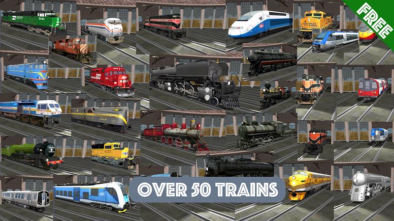 Train Sim Pro Screenshot 0