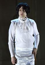 Photo: WIEN/ Akademietheater: DER TALISMAN von Johann Nestroy. Premiere 2. März 2013. Inszenierung: David Boesch. Dietmar Koenig. Foto: Barbara Zeininger.