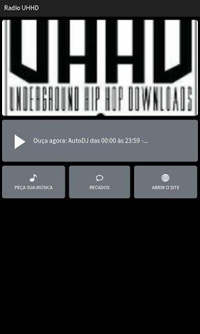 android Radio UHHD Screenshot 0
