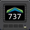 Virtual CDU 737 icon