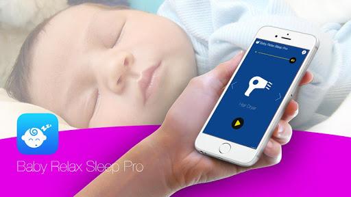 Baby Relax Sleep Pro