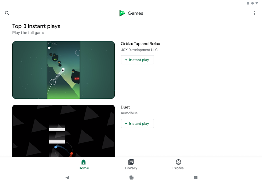 Google Play Games 2019.11.14449 (285495469.285495469-000409) screenshots 7