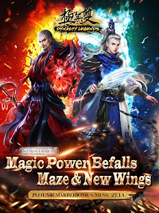 Dynasty Legends: Awake-Magic Power Befalls Screenshot