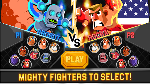 UFB 3: Ultra Fighting Bros - 2 Player Fight Game 1.0.1 screenshots 2