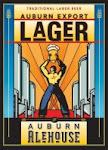 Logo of Auburn Alehouse Auburn Export Lager