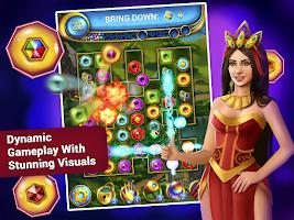 Screenshot of Lost Jewels - Match 3 Puzzle
