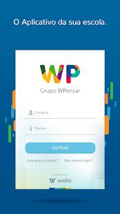 WelloGrupoWP Interno - náhled