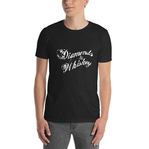 DW Black T-Shirt